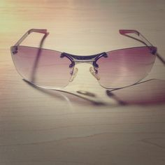 Price Drop!! $75 ->$50 *DIOR* Sunglasses -Pink Gently used. In very good condition, no scratches on lenses. Doesn't come with a Dior case, but I am mailing it out with a black Prada case that I used to carry this pair of glasses around. *Note: just noticed the nose pads turned yellow (see photo 4) @@...but should be easily changed Dior Accessories Sunglasses