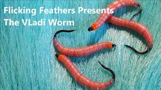 "Step by step instructions for the Vladi worm. The ""condom worm"" originated in Poland, but has caught fish all over the world. It has a natural translucence a..."