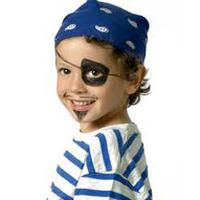 Pirate Birthday step by step Face Painting Designs, Body Painting, Halloween Infantil, Pirate Crafts, Kids Makeup, Pirate Birthday, Maquillage Halloween, Pet Costumes, Costume Makeup