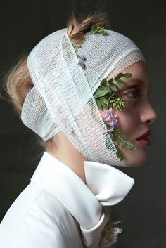 Do It Yourself Publication: Vogue Italia November 2016 Model: Ella Wennstrom Photographer: Camilla Akrans Fashion Editor: Robert Rydberg Hair: Erika Svedjevik Make Up: Fredrik Stambro Vogue Editorial, Editorial Fashion, Conceptual Photography, Creative Photography, Editorial Photography, Portrait Photography, Fashion Photography, Indoor Photography, Photography Flowers