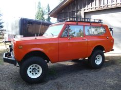 1974 International Harvester Scout Scout ll