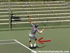 Tennis Serve - The 5 Secrets Of The Power Tennis Serve