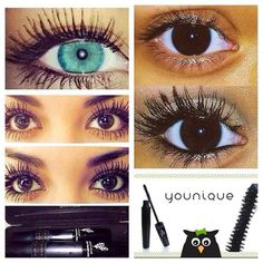 Still searching for the perfect mascara? Search no more! These are real results--- real eyelashes with real mascara--- no falsies or extentions.! Your new favorite mascara is waiting.... Get your 3D Fiber Lash Mascara today! Order securely through my website www.lash-licious.com
