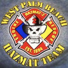 Firefighter Gear, West Palm Beach Florida, Porsche Logo, Patches, Firefighters, Firemen, Fire Fighters