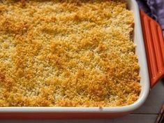 2 Roads to Gooey, Stretchy, Extra-Cheesy Baked Mac and Cheese Cheesy Recipes, Low Carb Recipes, Cooking Recipes, Healthy Recipes, A Food, Good Food, Food And Drink, Yummy Food, Healthy Meals For Kids