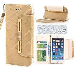 iPhone 6 Plus Case,Candywe#01 Case for iPhone 6 Plus (5.5),iPhone 6 Plus leather,iPhone 6 Plus leather case,Elegant Design Wallet leather case cover for iPhone 6 Plus (5.5) (2014)With strap Gold, http://www.amazon.com/dp/B00NIJC8AA/ref=cm_sw_r_pi_awdm_GuXzvb1HT1MV7
