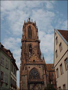 L'église Saint Georges de Sélestat