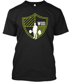 WOD Crossfit Mens Shirt | Teespring #crossfit #wod #workout