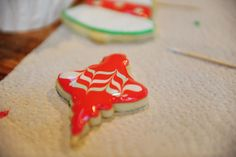 Royal Icing - The Pioneer woman