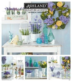Ashland™ Botanical Garden Collection