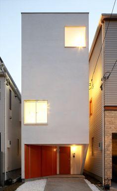 東京都品川区西大井|住宅|stay|studioLOOP 建築設計事務所