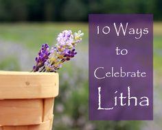 10 ways to celebrate Litha