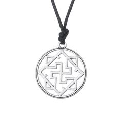 Viking Symbol Necklace for Women