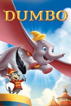 Dumbo Když paní Jumbová poprvé uviděla své malinké sloní mládě, okamžitě se do něho zamilovala. Ostatní se ale Dumbovi začali posmívat, protože měl velké uši. Ať dělal, co dělal, pořád to nebylo lepší. Pak ale potkal přítele, myšáka Timothyho, se kterým překonali všechny nástrahy a překážky. Disney Animation, Animation Film, Pink Elephants On Parade, Children In Africa, Circus Train, Baby Mine, World Of Books, Getting Drunk, Animation Movies