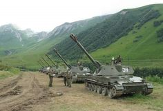 2S3 Howitzer  ... Russian technology
