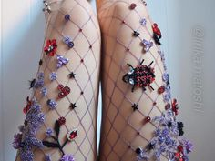http://www.revelist.com/style-news/sparkly-tights/6858/These are actual works of art./9/#/9