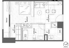 日光乍洩!台中 10 坪清爽白色渲染公寓 - DECOmyplace 新聞