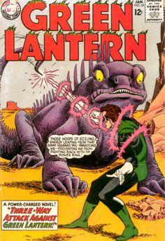COMIC_green_lantern_1 #comic #cover #art
