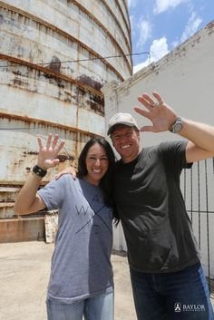 The story of how HGTV's ‪#FixerUpper‬ came to be. (Spoiler: It involves a lot of ‪Baylor University.)
