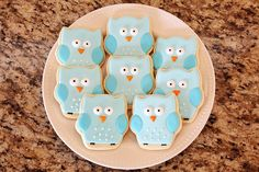 Owls by Delicious Dozen