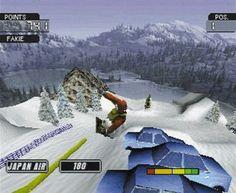 Cool Boarders 3 - PSX