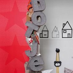 Kids Room Wallpaper, Star Wallpaper, Cool Kids Rooms, Little People, Little Babies, Baby Room, Playroom, Cool Stuff, Stars