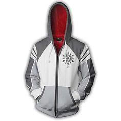 New Fashion Women//Men Fire ad Ice Dragon 3D Print Hoodie Pullover Sweatshirt 579
