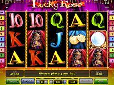 Lass uns unsere Neusten drehen online kostenlos Automat Lucky Rose - http://freeslots77.com/de/lucky-rose/