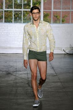 Parke and Ronen Spring-Summer 2015 Men's Collection