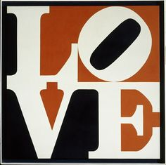 SFMOMA | Explore Modern Art | Our Collection | Robert Indiana | Love