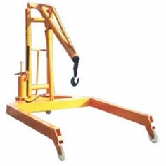 Nido Machineries-Exporter, Manufacturer Of Mobile Jib Crane In India. Crane Mobile, Cranes For Sale