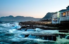Two Oceans Restaurant, Cape Town