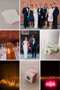 See all of this couple's chic downtown celebration in NYC   Photography: @Fiona Conrad mademoisellefiona.com