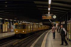 Train journey to Berlin