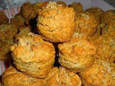 Nagyi titkai a házias ízekről receptekkel: Diós pogácsa