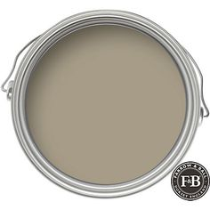 Find Farrow & Ball Manor House Gray - Exterior Eggshell Paint - at Homebase. Visit your local store for the widest range of paint & decorating products. Farrow Ball, Farrow And Ball Paint, Farrow And Ball Kitchen, Eggshell Paint, Interior Paint Colors, Paint Colours, Interior Design, Interior Painting, Interiors