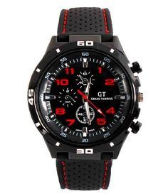 Fanmis GT Racing Sport Watch Military Pilot Aviator Army…