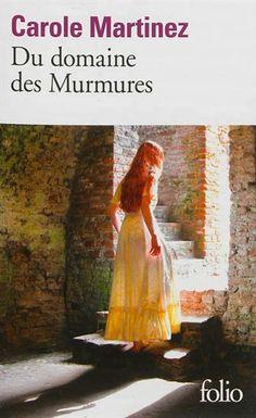 "M pour Carole Martinez - ""Du domaine des Murmures"" Pdf Book, Carole Martinez, Importance Of Library, Beautiful Book Covers, Image News, Mass Market, Lus, Bibliophile, Great Books"