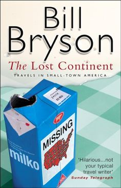 The Lost Continent: Travels in Small Town America by Bill Bryson http://www.amazon.co.uk/dp/0552998087/ref=cm_sw_r_pi_dp_zEXxvb10DETF1
