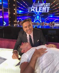 mashed it again! Tv Judges, Gritted Teeth, Britain Got Talent, Simon Cowell, Marmaris, Damon, Best Tv, Hot Guys, Congratulations