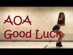 AOA - Good Luck (Dance Cover)