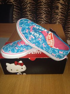 Twitter / vicky_1271: My new vans from @schuhshoes just arrived... Aren't they the cutest things ever!!