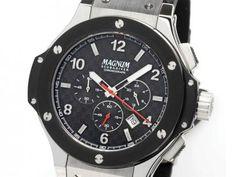 Relógio Masculino Magnum MA30963T - Analógico Resistente à Água com as melhores condições você encontra no Magazine Edmilson07. Confira!