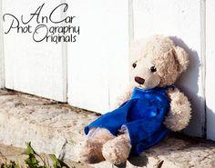 Rosey The Teady Bear 8x10 Fine Art Photography by AnCarPhotography, $25.00
