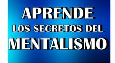 Aprende los secretos mas guardados del mentalismo en: http://zonamentalismo.com/aprender-los-secretos-del-mentalismo/