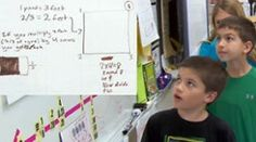 Great lesson to teach students how to multiply fractions. This multiple part lesson is perfect for grade 4 and 5 students as they learn to multiply fractions. Aligns with Common Core Standards for Math. Multiplying Fractions, Multiplication, Dividing Fractions, Equivalent Fractions, 5th Grade Math, Fourth Grade, Sixth Grade, Grade 3, Teaching Channel