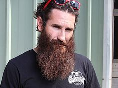 HUGE new TV crush! :) So sexy!! Aaron Kaufmann from Discovery's Fast and Loud