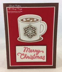 Fun Stampers Journey Christmas Mug Plus Blog Candy! - The Stamp Camp