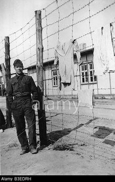 Irish POW, Stalag IIIA / WWII / 1940