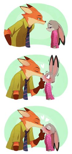 Nick x Judy... by ss2sonic